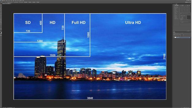 Reescalando aplicaciones en monitores 4K