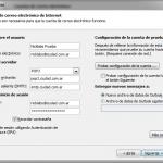 Configura tu cuenta de correo POP3 en Outlook
